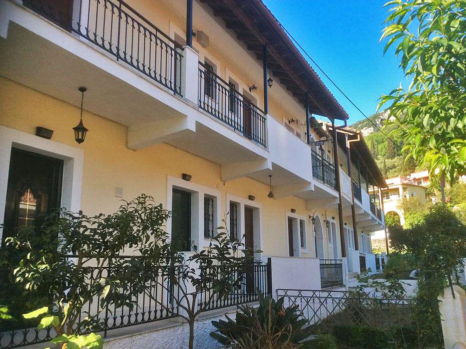 Anya Studios Grecja Korfu