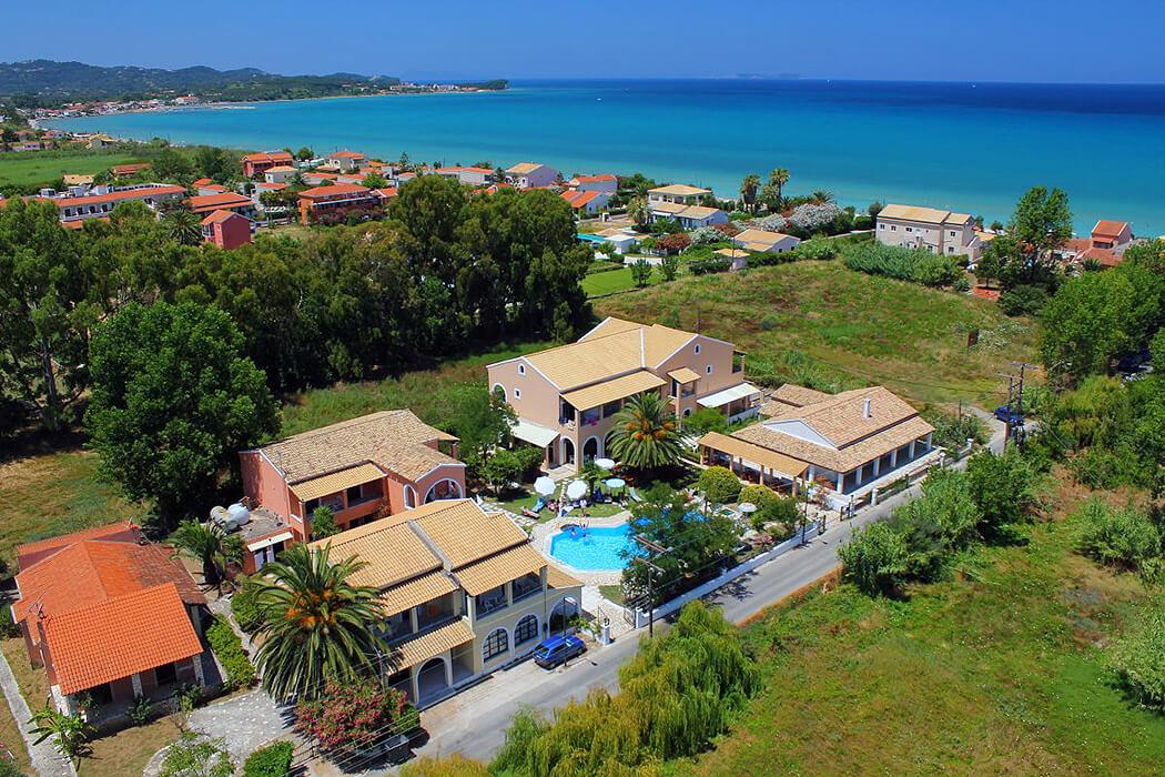 Acharavi Garden Grecja Korfu