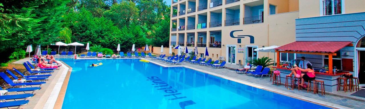 Hellinis Hotel - zdjęcie główne