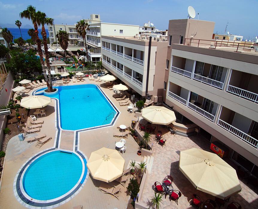 Agela Apartments Grecja Kos