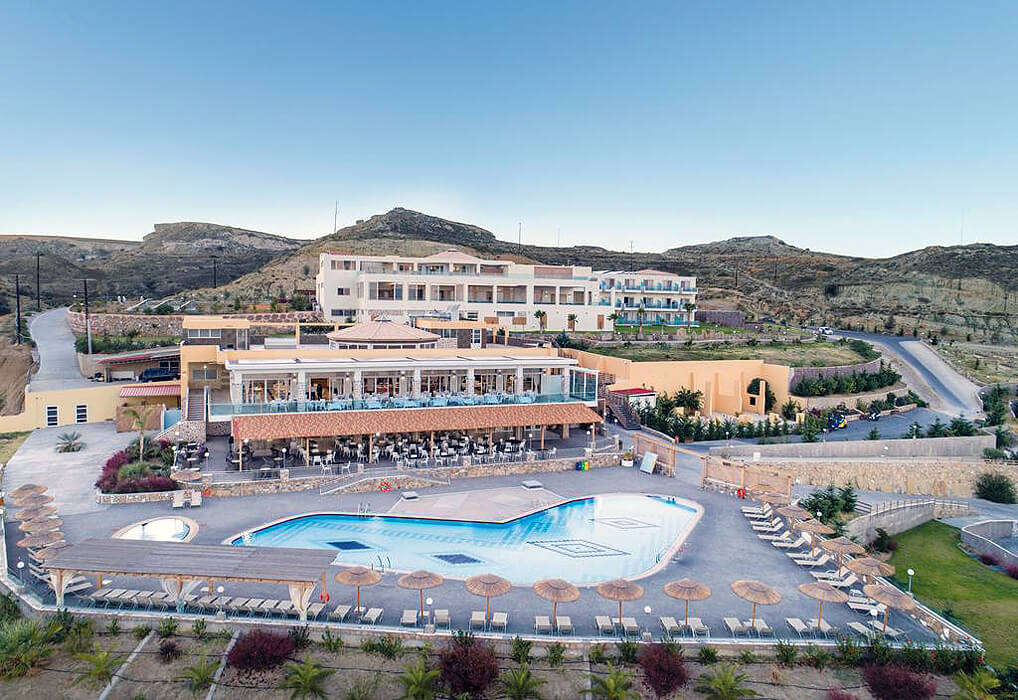 GRAND BLUE BEACH HOTEL Grecja Kos