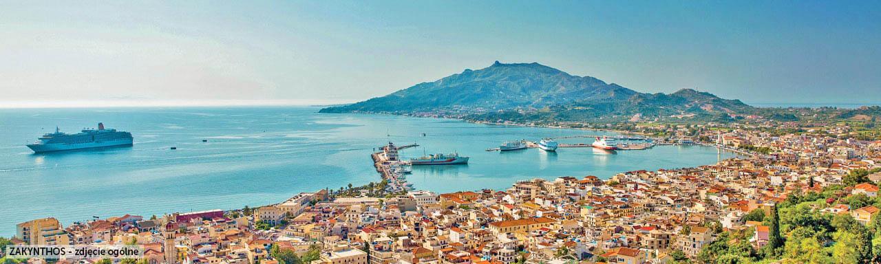 Eleana Hotel - wakacje Grecja
