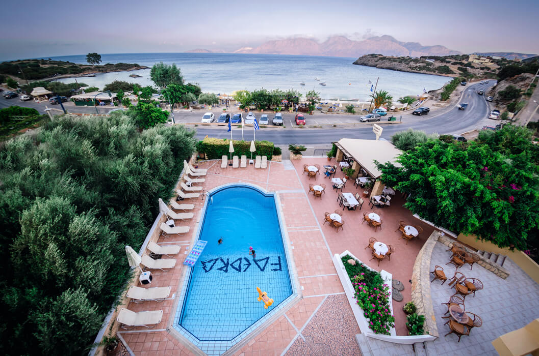 FAEDRA BEACH HOTEL & APARTMENTS