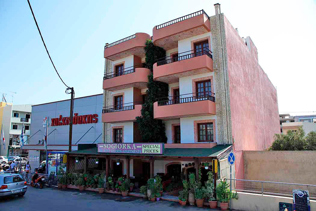 SOGIORKA APARTMENTS