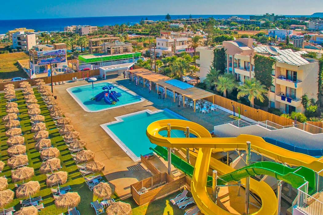 Meropi  Apartments Grecja Kreta