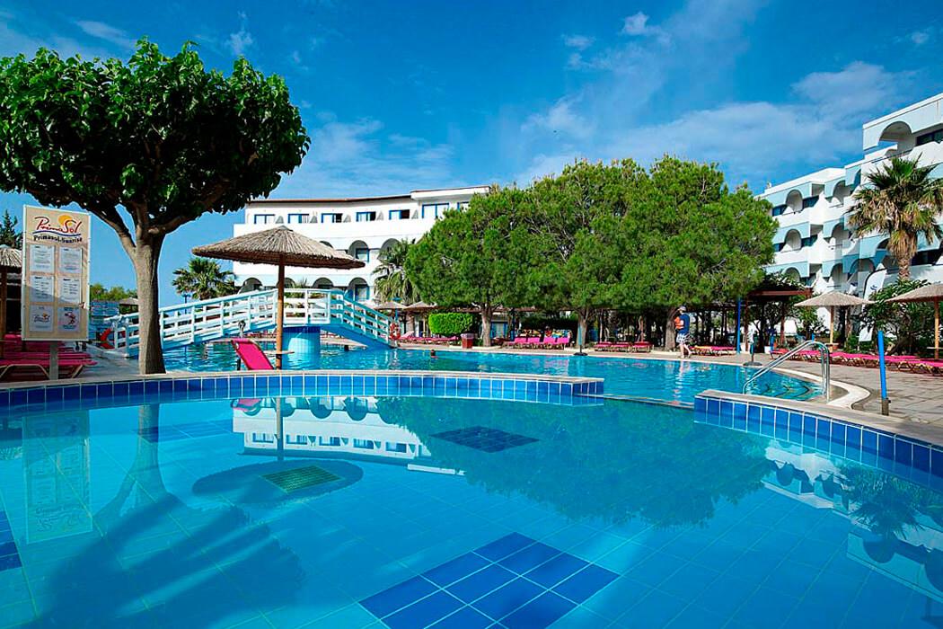 Sunrise Hotel Rhodes - Opis