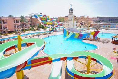 PARROTEL AQUA PARK RESORT SSH (EX PARK INN BY RADISSON)
