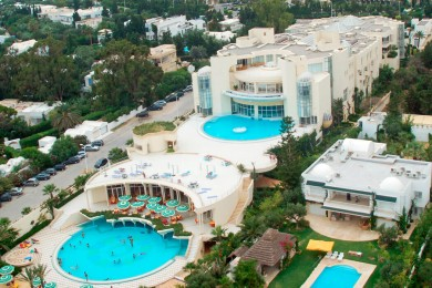 NOVOSTAR NAHRAWESS THALASSO & WATERPARK RESORT