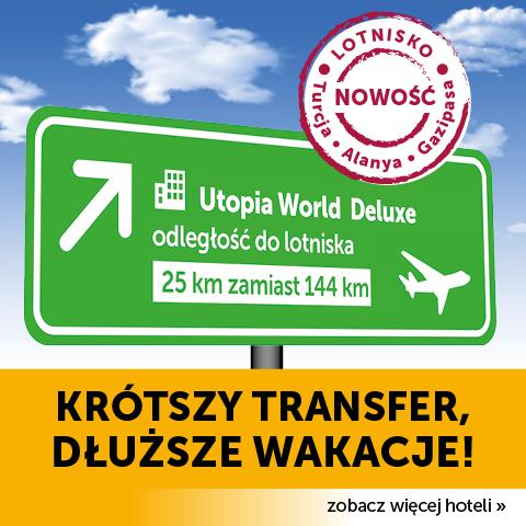 Nowe lotnisko Alanya