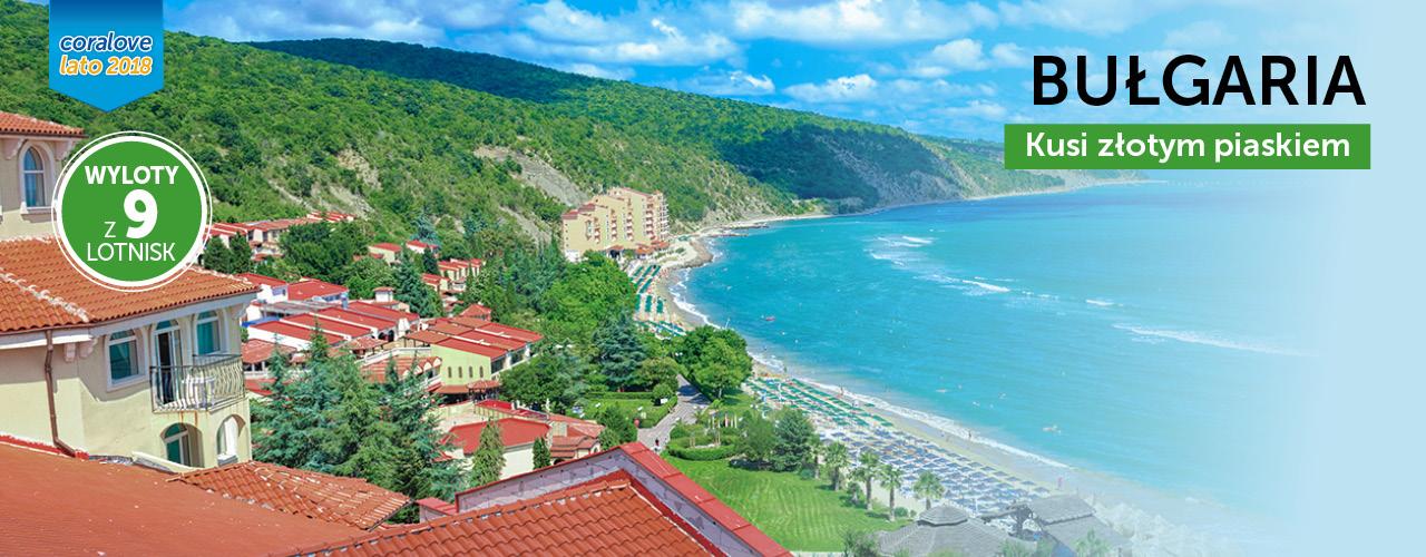 Bułgaria - Kusi złotym piaskiem