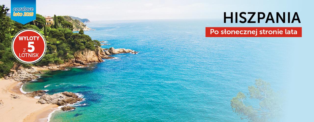 Hiszpania - po słonecznej stronie lata