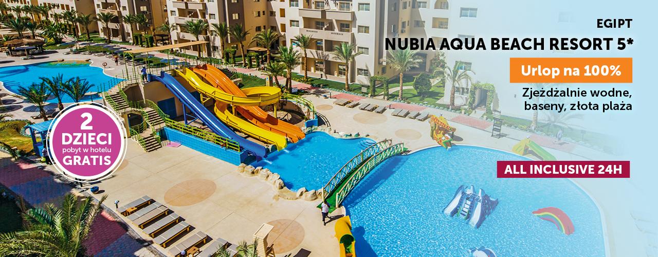 Egipt Nubia Beach