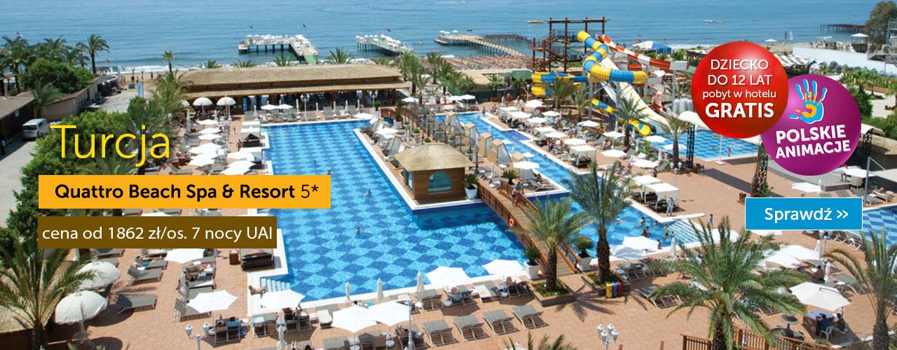 QUATTRO BEACH HOTEL 5*