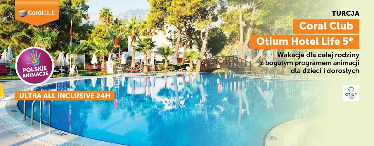 Coral Club Otium Hotel Life