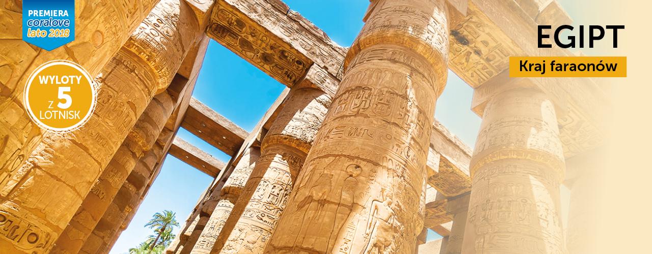 Egipt - Kraj faraonów