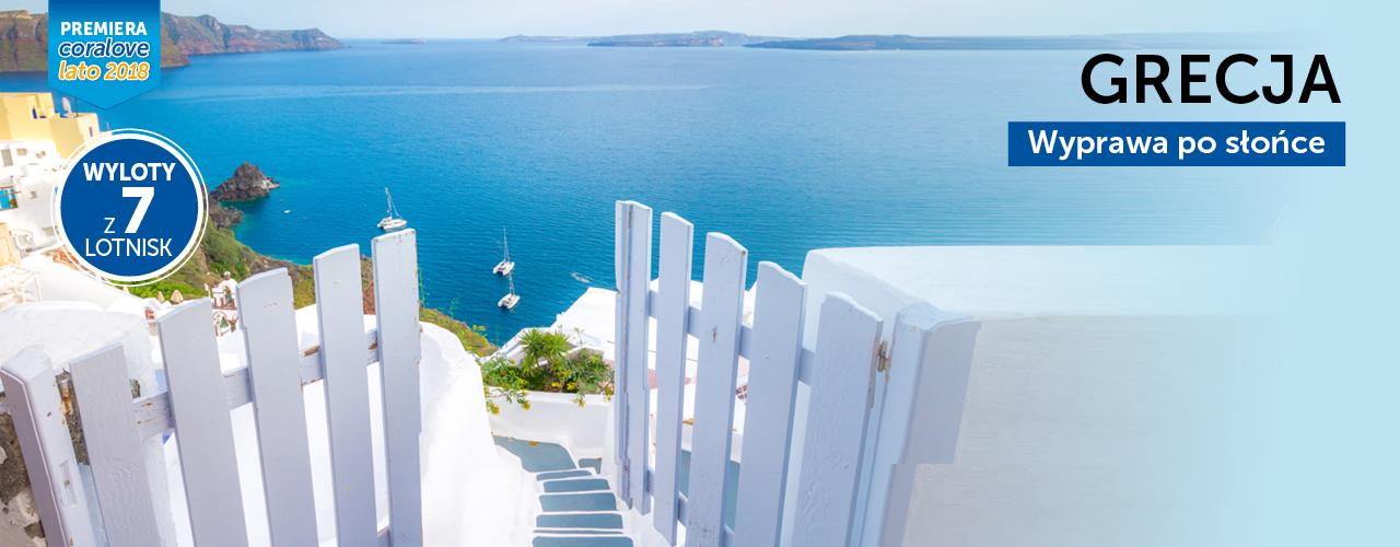 Grecja - wyprawa po słońce