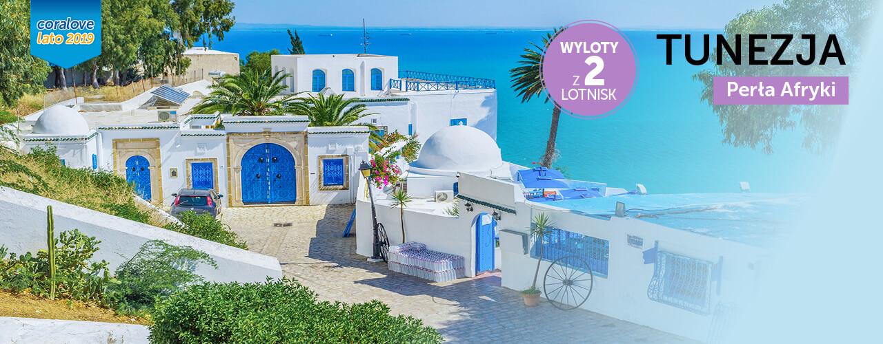 Tunezja Wakacje Coral Travel