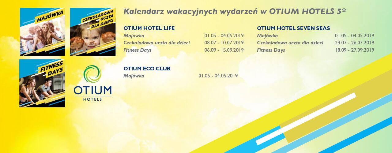 Otium Hotels Coral Travel