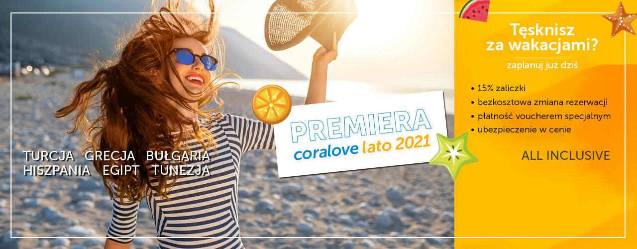 coralove lato 2021