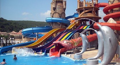 Burgas Wakacje Coral Travel