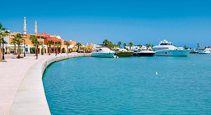 Wakacje Hurghada Coral Travel