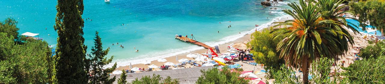 Wakacje Korfu Coral Travel
