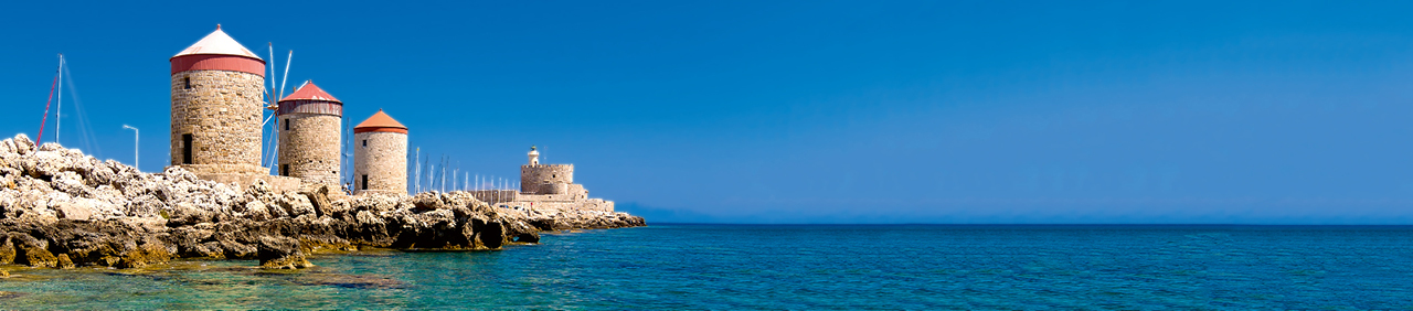 Wakacje Rodos Coral Travel