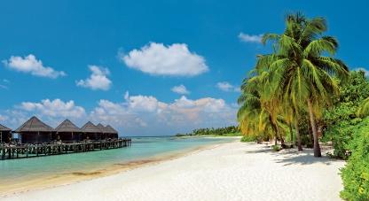 Hotele na Malediwach Coral Travel