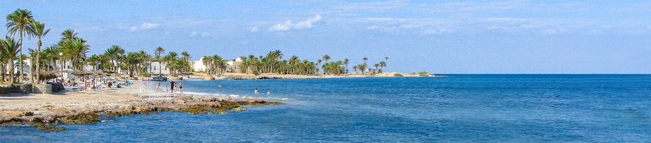 Wakacje Djerba All Inclusive z Coral Travel