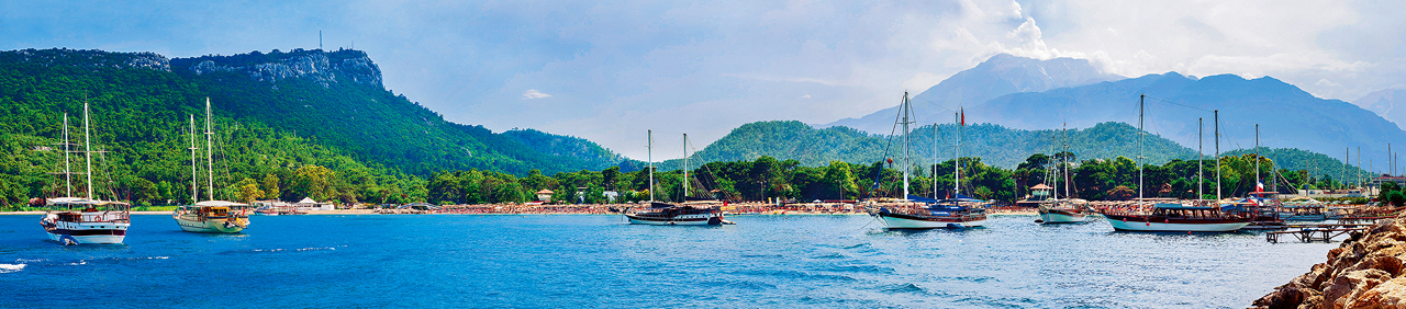 Wakacje Kemer Coral Travel