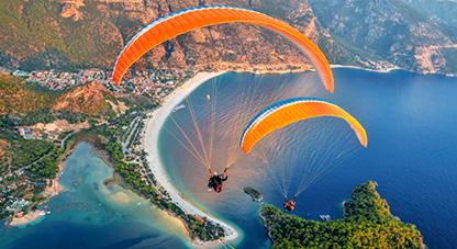 Wakacje Fethiye Coral Travel
