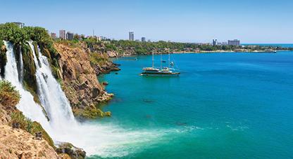 Wakacje Antalya Coral Travel