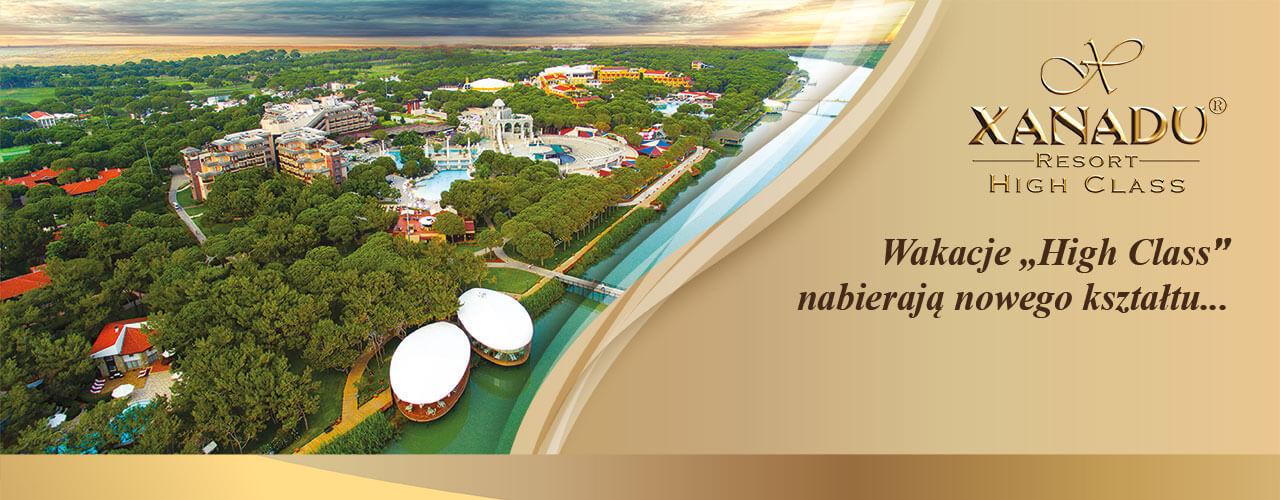 Wakacje deluxe w Xanadu Resort 5*