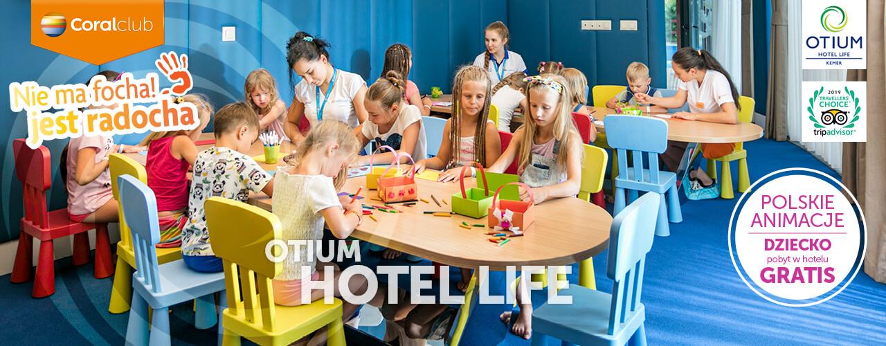 Otium life - Świat dziecka