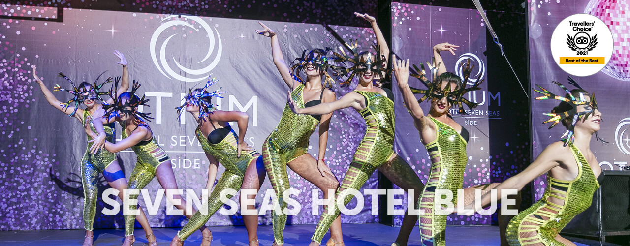 Otium seven seas - Aktywność