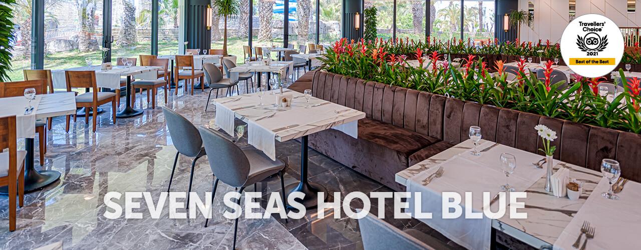Otium seven seas - Restauracje