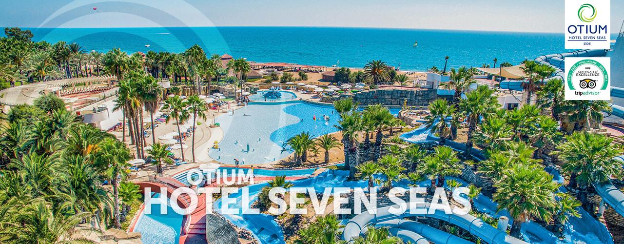 Otium seven seas - Miejsca