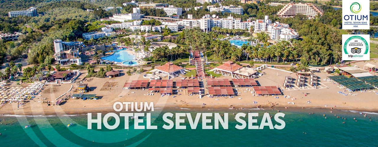 Otium seven seas - Plaże