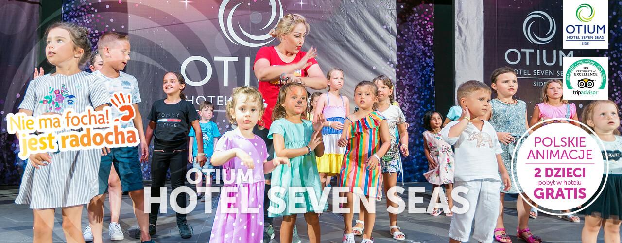 Otium seven seas - Świat dziecka