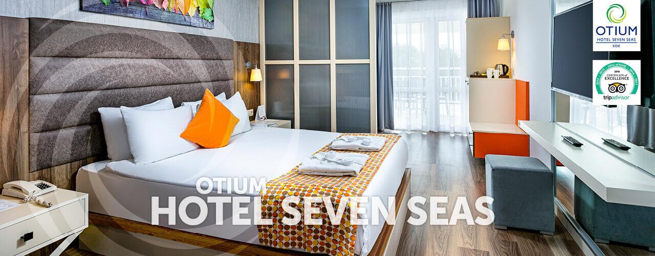 Otium seven seas - Zakwaterowanie