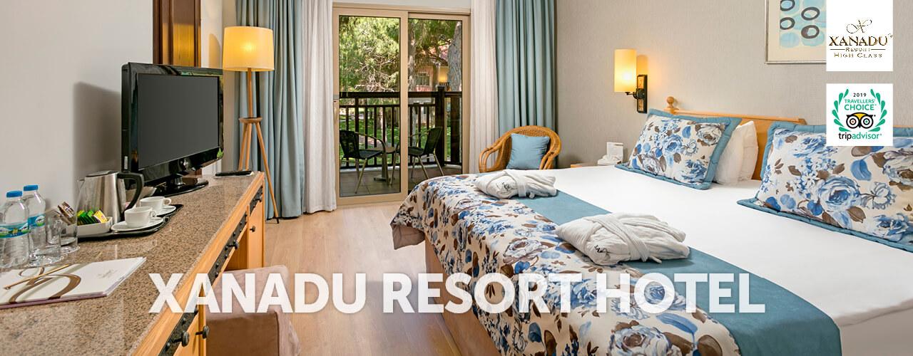 Xanadu resort - Zakwaterowanie