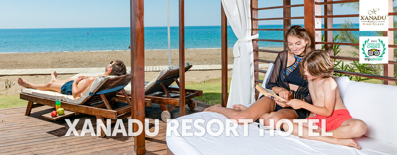 Xanadu resort - Plaże