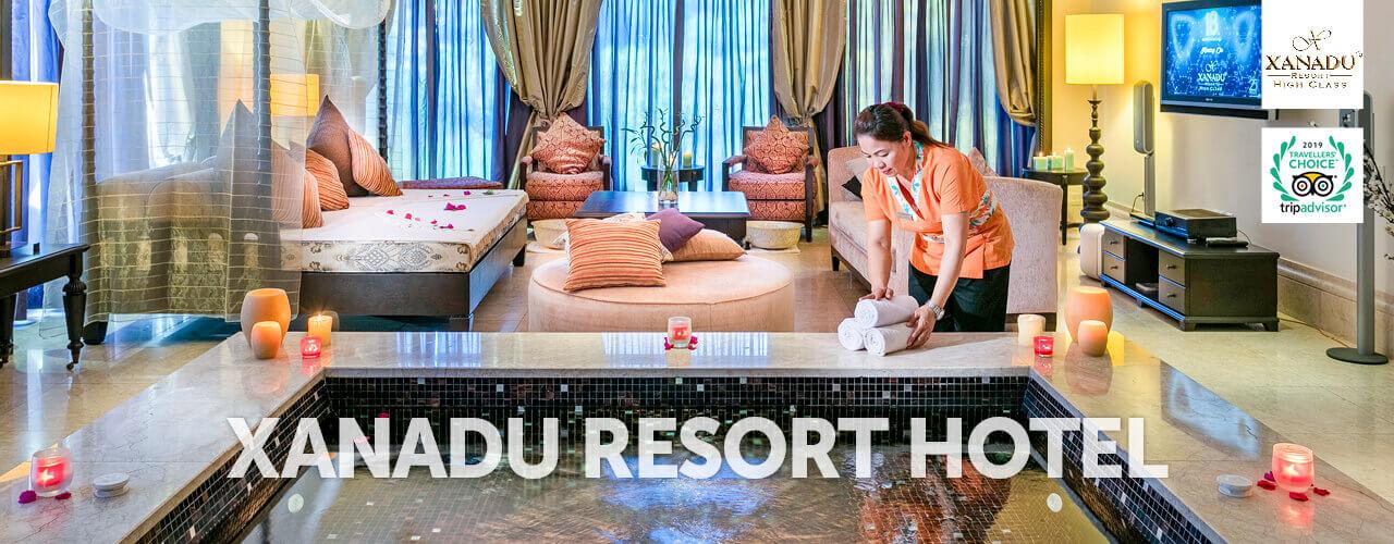 Xanadu resort - SPA