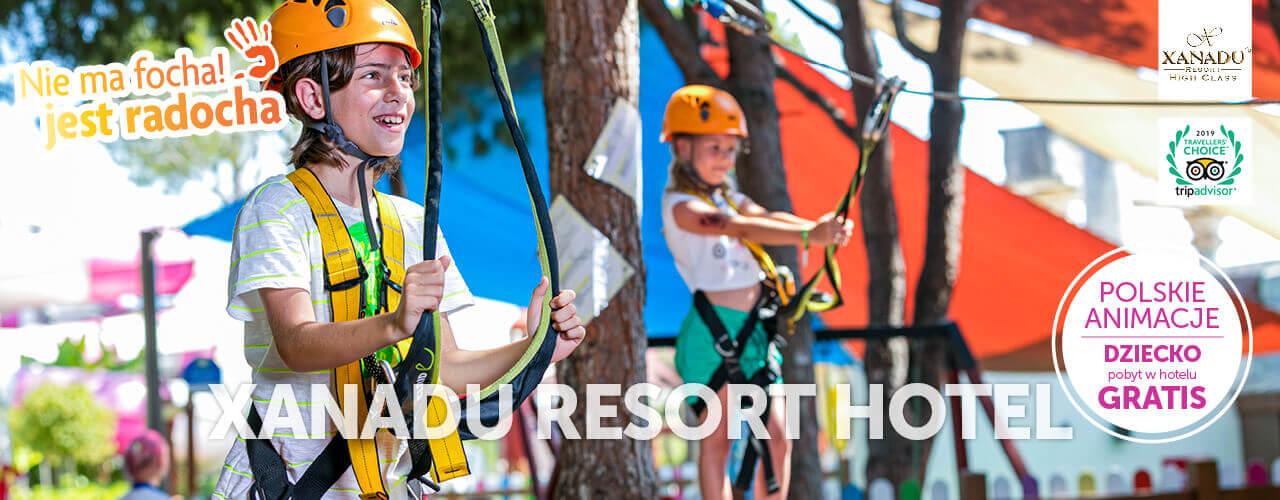Xanadu resort - Świat dziecka