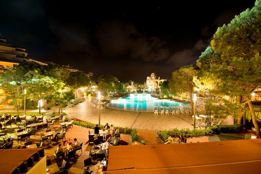 Xanadu resort - Bary (8)