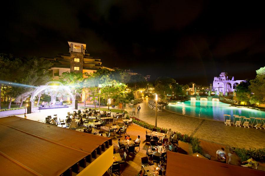 Xanadu resort - Bary (9)