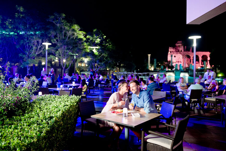 Xanadu resort - Bary (12)