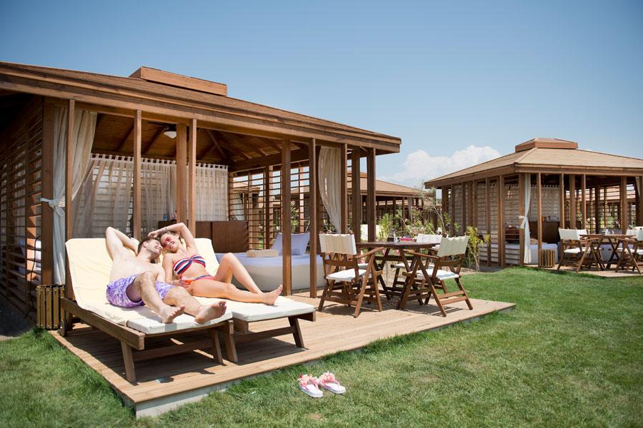 Xanadu resort - Plaże (6)