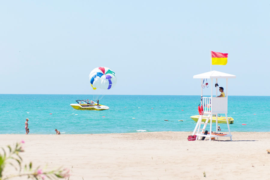 Xanadu resort - Plaże (9)