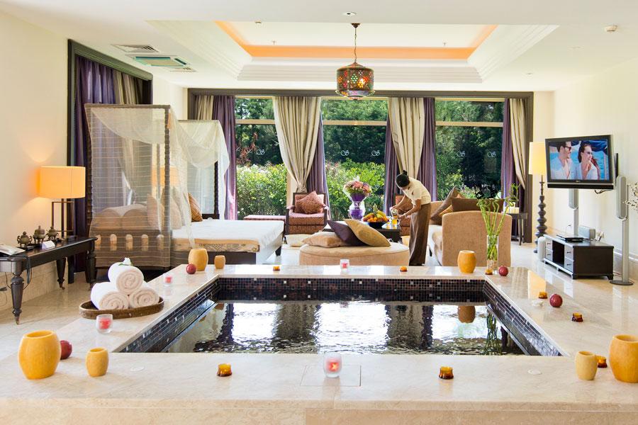 Xanadu resort - SPA (1)
